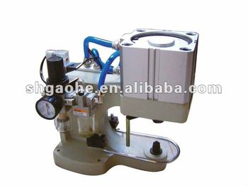Metal Button and snap fastening machine