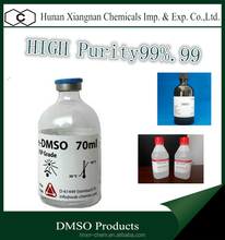 High purity 99.99% DMSO cheapest price Anesthetic agents Food grade
