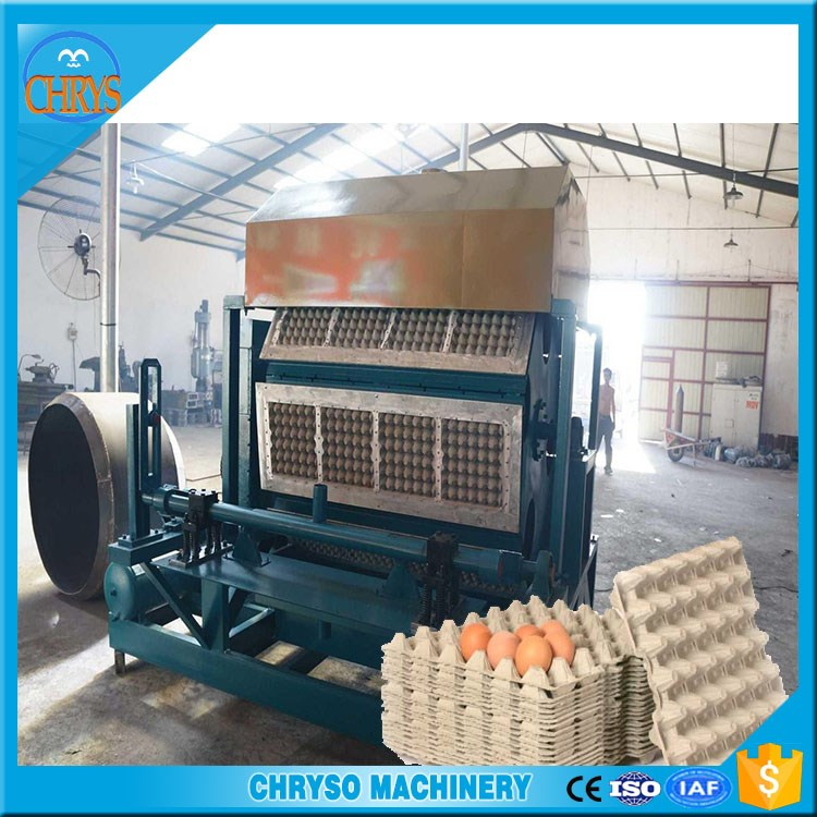 Paper Pulp Egg Tray Machine|Egg Tray Making Machine|small Egg Tray Manufacturing Plant