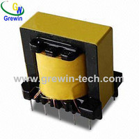 high voltage high frequency transformer EE type single phase transformer