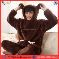 PGMC-0568 High quality adult polar bear costume for sale man carnival party costumes