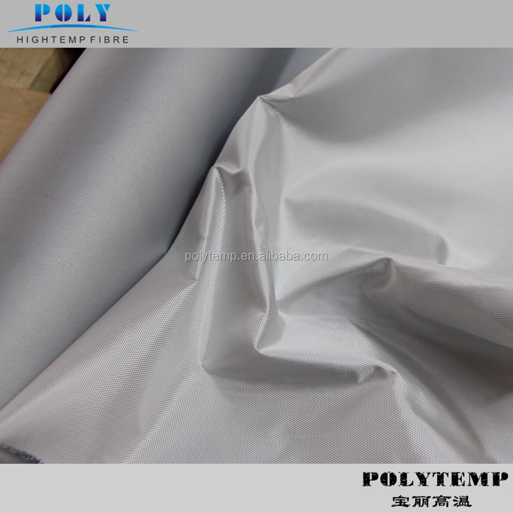 Fireproof Fiberglass Woven Cloth with Silicone Rubber Coating