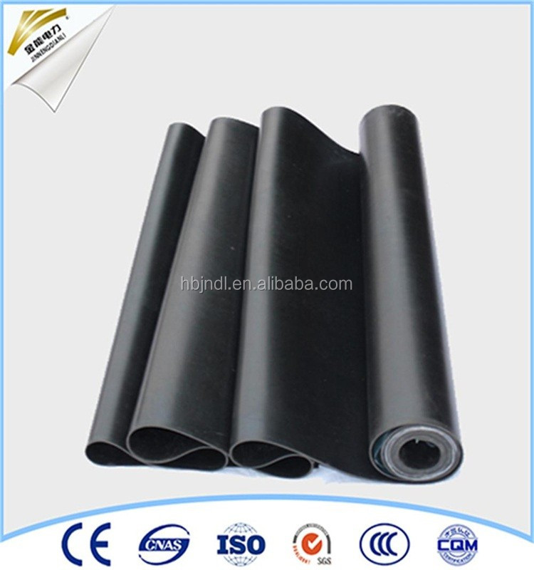 insulated aluminum foam laminated foam panels high voltage insulation mat