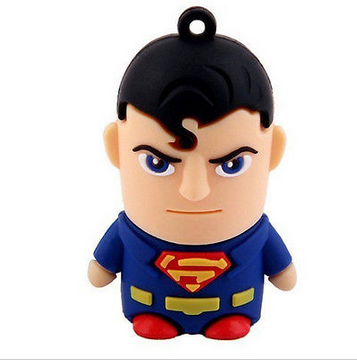 Fashion latest Superhero cute gifts Lovely Monkey usb flash drive