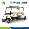 garden hotel battery use golf cart environment friendly