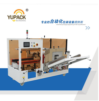 YPK 4012 Automatic Carton Erector Machine
