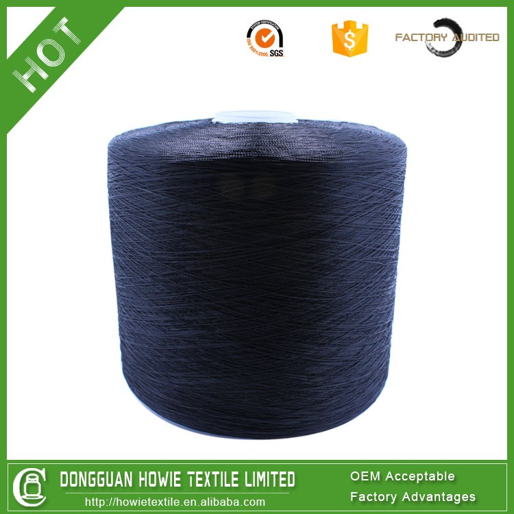 High tensile 100% polyerster yarn make up for Imported material