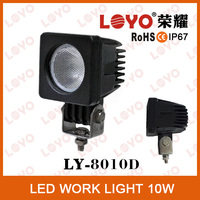 2015 Factory Price 10w Car LED Work Light, Commercial Electric LED Work Light, Motorcycle LED Driving Lights