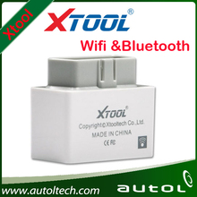 by dhl or ems 20 pieces iobd2 auto diagnostic tool work on IOS by WIFI.WLAN WIFI OBD2 Wireless Diagnostic Scan Code Reader