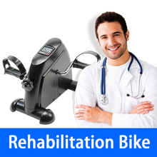Physical Therapy Stroke Training Pedal Mini Rehabilitation Bike