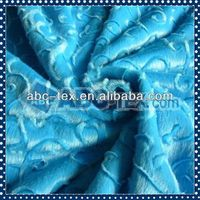 Polyester Thermal Knit Fabric For Winter Garmant VB105