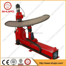 folding machine for tank