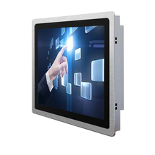 15 inch resistive touch screen panel Celeron 1037 industrial tablet pc