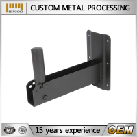 plastic bracket, wall a/c bracket, security tablet display support bracket
