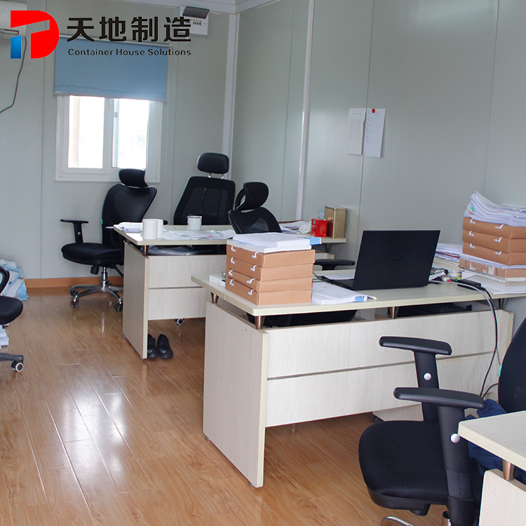 china supplier Economic modular prefabricated house office