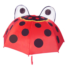 J17 3 animal logo umbrella children umbrella frocks