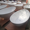 52 inch bathtubs freestanding , artificial stone resin bathtub