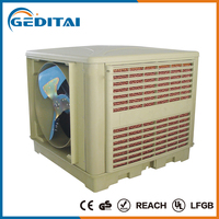 industrial duct evaporative water air cooler