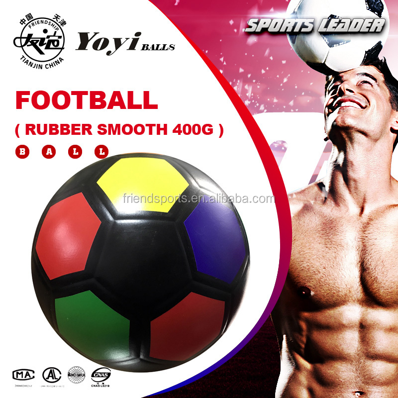 the best rubber soccer ball, with smooth body