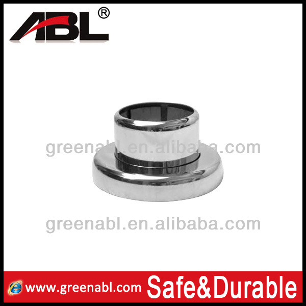 durable casting stainless steel pipe base post base cover