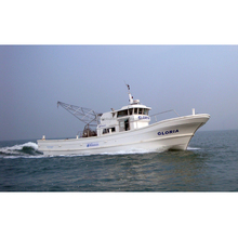 59feet fiberglass Fishing Vessel( Single trawler)