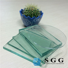 Float glass factory in Shenzhen China