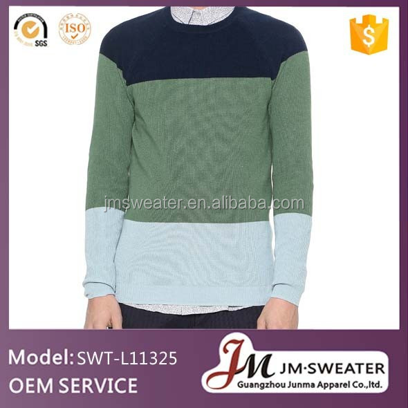 sweater wool round neck men clothing