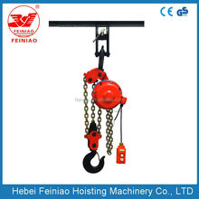 Good Quality Used Chain Sling Electric Hoist