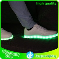led flashing shoes for party, holiday