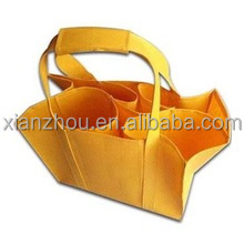 Non Woven Wine Carrier TOTE BAG , with custom design/size and logo imprint