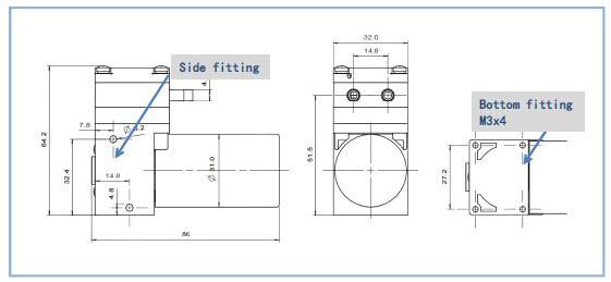 Yw05a bldc 12v electrical power 12v bldc brushless dc for 12v bldc motor specifications