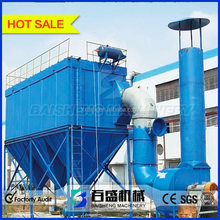 Industrial cement silo baghouse dust filter machine