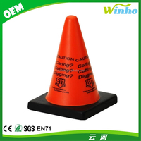 Winho PU Foam Squeeze Stress Reliever Road Block