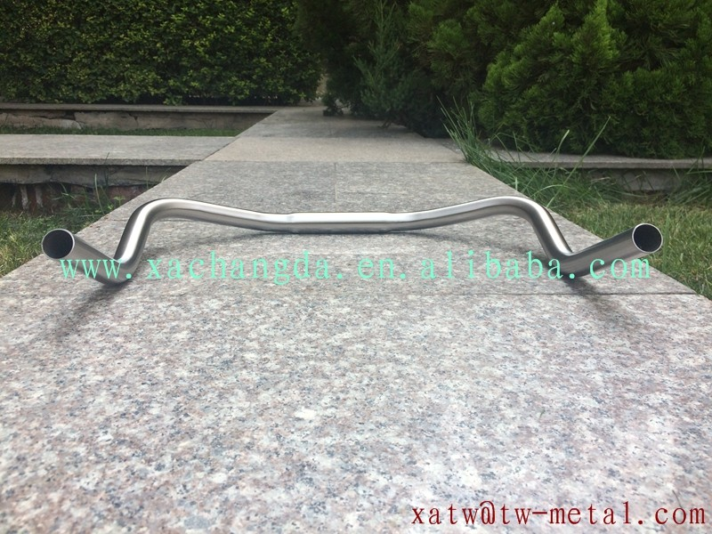 titanium road hanle bar titanium TT bicycle handle bar customize bicycle handle bar