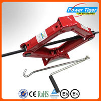 0.8ton small lifed scissor jack,aar accessories