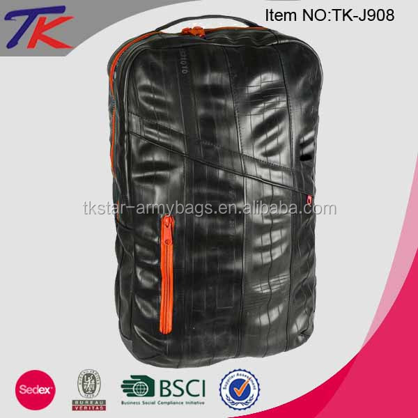 50L Mens Backpack Bags Made of Tarpaulin for Laptop