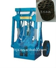 2011 high honor rice husk briquette making machine