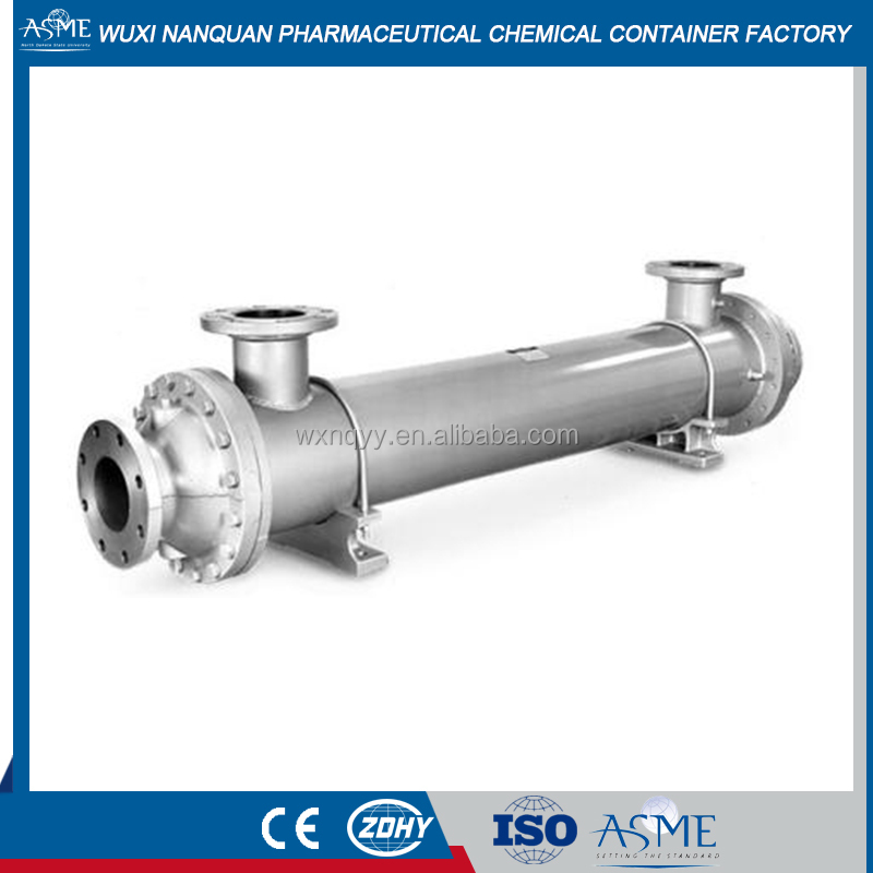 stainless steel high quality shell and tube heat exchanger