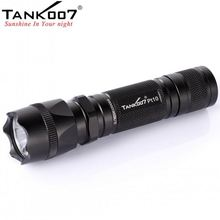 Tactical led long range torch rechargeable led light torch wholesale