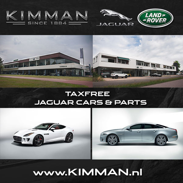 Jaguar - TAXFREE Cars