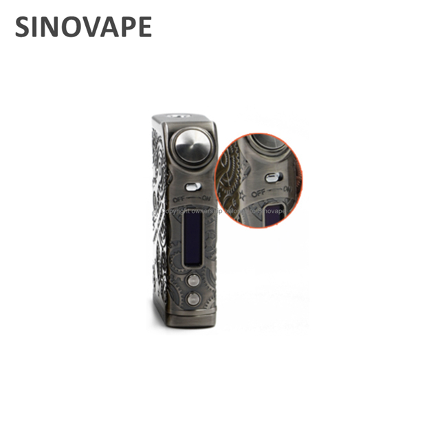 Your Best Vaping Choice Tesla Nano 120w Vape Mod With Affordable Price