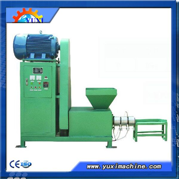 2016 charcoal coal briqutte production line /coal briquette making machine