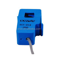 Electric meter current transformer for energy meter