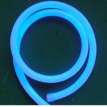 waterproof and UV-resistent 12v led neon rope light