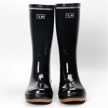 Chinese cheap rubber rain boots for men