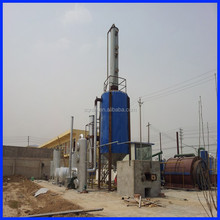 best suppliers waste engine oil recycling refine plant continuous line