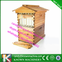 Automatic honey outflow beehive with frames,langstroth beehive,plastic beehive frame