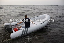 Liya 2-5.2m Rigid Hull Inflatable Boats for Sale Inflatable Boat Manufacturers