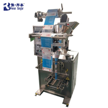 Small vertical peanut packing machinery/beans packing machinery/puffeed food packing machinery