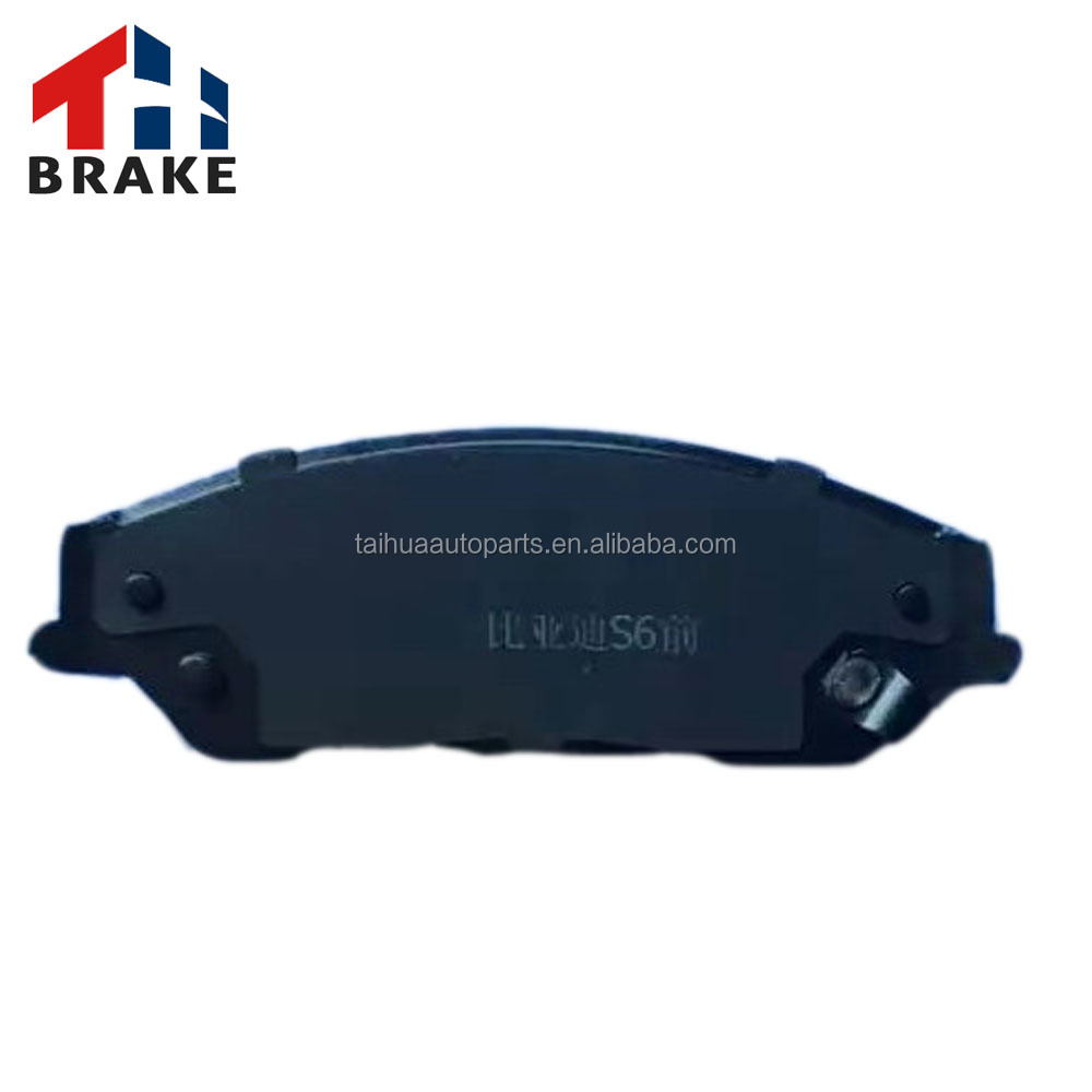 chinese brands car BYD s6 best brake pads
